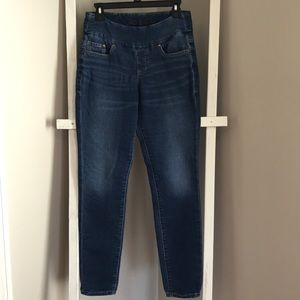 Jag Pull-On Jeans High Rise Skinnies